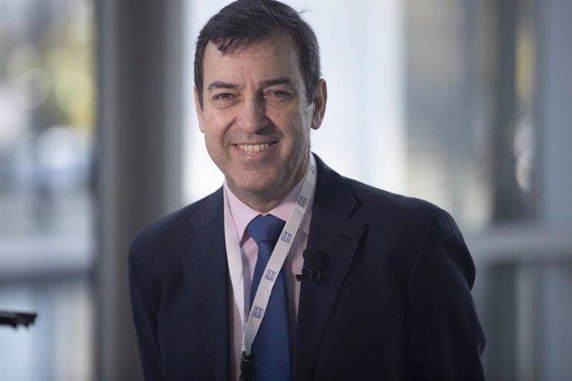 El jefe del Laboratorio de Histocompatibilidad y Biología Molecular del Servicio de Hematología y Hemoterapia del Hospital Universitario de Salamanca, Ramón García Sanz, nuevo presidente de la Sociedad Española de Hematología y Hemoterapia.