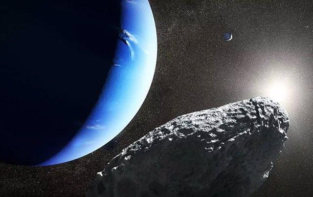 Posible nueve miniluna descubierta orbitando la Tierra