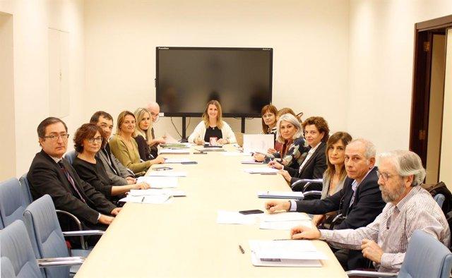 Representants de la Conselleria han presentat el nou protocol global de prevenció i actuació per a combatre l'absentisme escolar