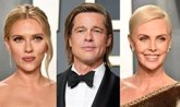 Foto: Scarlett Johansson, Brad Pitt, Charlize Theron: los famosos se suman a la campaña política