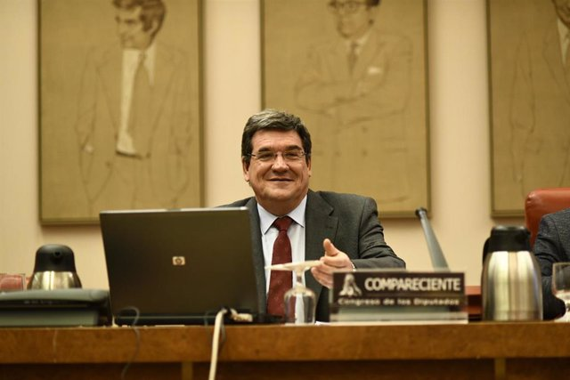 El ministro de Seguridad Social, Integración y Migraciones, José Luis Escrivá