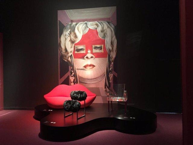 La exposición 'Objetos de deseo. Surrealismo y diseño. 1924-2020'