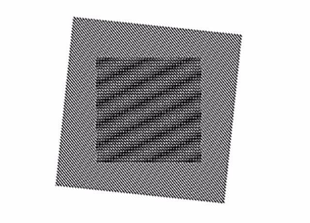 Recreación del experimento en materiales 2D