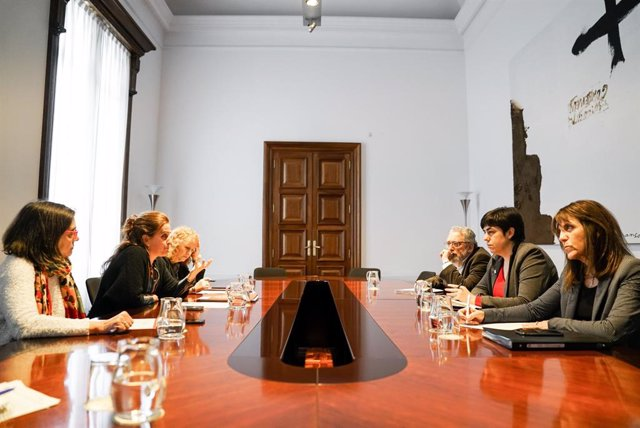 """Barcelona i la Generalitat es reuneixen per """"reforçar la coordinació""""."""