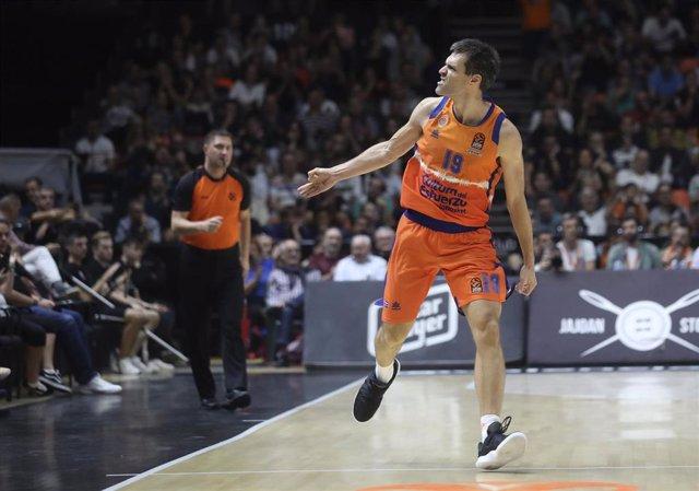 Fernando San Emeterio (Valencia Basket)