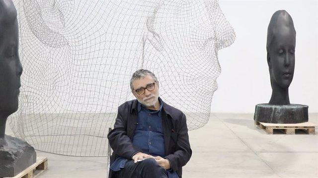 L'escultor Jaume Plensa, en una imatge d'arxiu.