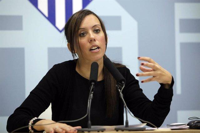 L'alcaldesa de Sabadell, Marta Farrés, en una imatge d'arxiu.