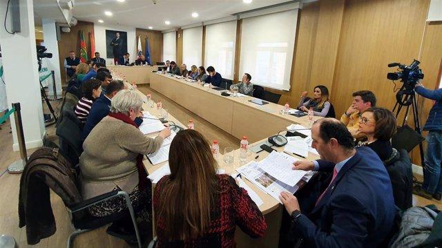 Pleno febrero Torrelavega