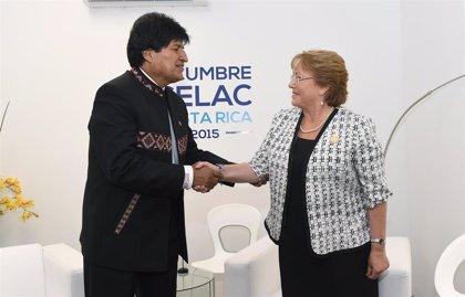 """Bolivia.- Bachelet expone la preocupación de la ONU por el """"procesamiento"""" de exfuncionarios del Gobierno de Morales"""