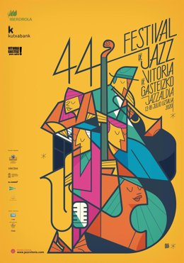 Charlie Parker Legacy Band, Branford Marsalis y Anne Paceo actuarán en la 44ª edición del Festival de Jazz de Vitoria.