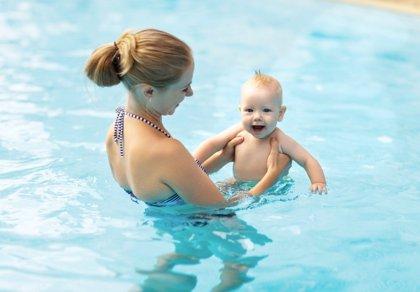 La matronatación: los beneficios para tu bebé