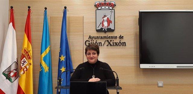 Carmen Saras, concejala de Salud Animal