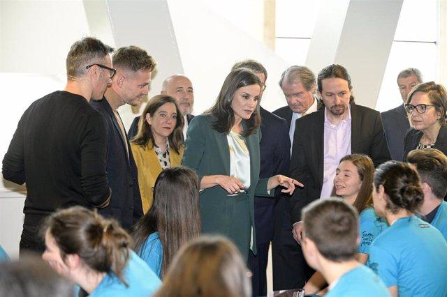 Acto de proclamación del ganador del 'Premio Fundación Princesa de Girona 2020' en A Coruña