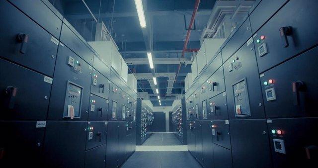 Centro de datos, imagen de recurso.