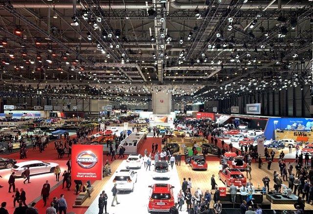 89 Salón Internacional de Automóvil de Ginebra