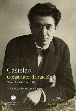 Portada de 'Castelao, constructor da nación'