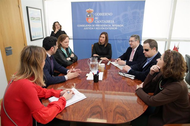 Gobierno y CERMI refuerzan su colaboración para mejorar los rescates y salvamentos de personas con discapacidad