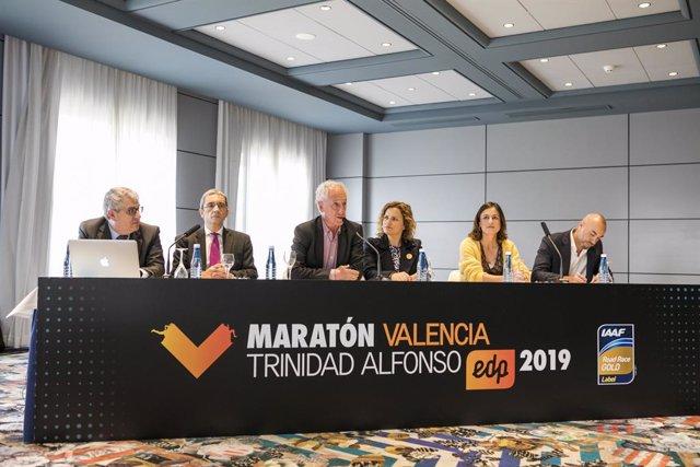 Presentación del Informe de Impacto Económico del Maratón de València
