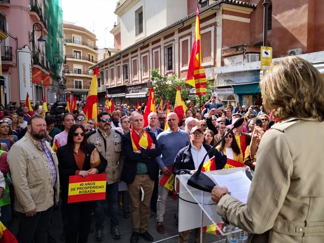 La diputada por Sevilla en el Congreso de los Diputados, Reyes Romero,