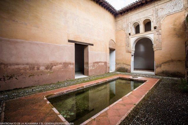 La Casa Nazarí de la Calle Real de la Alhambra