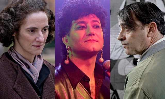 Clara Campoamor, Pedro Almodóvar y Pablo Picasso en la cuarta temporada de El Ministerio del Tiempo