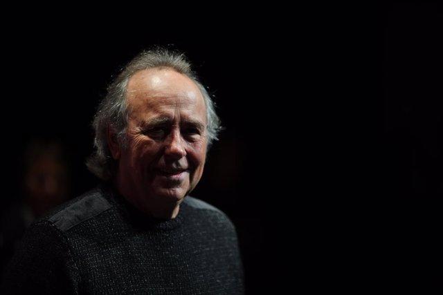 Joan Manuel Serrat en una foto d'arxiu.