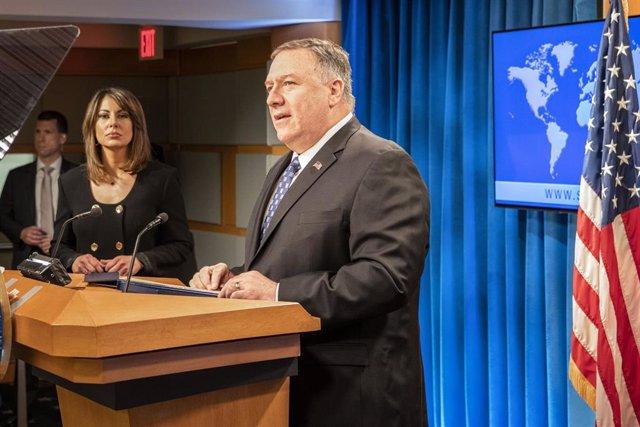 """Coronavirus.- Estados Unidos insta a Irán a """"decir la verdad"""" sobre el brote de coronavirus"""