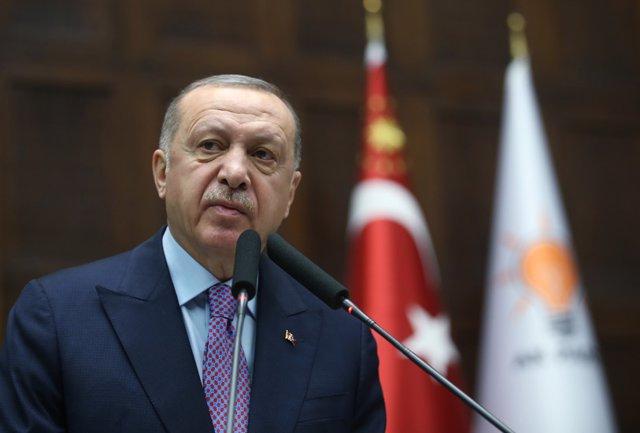 Siria.- Erdogan y Putin pactan una reducción de las hostilidades en Idlib