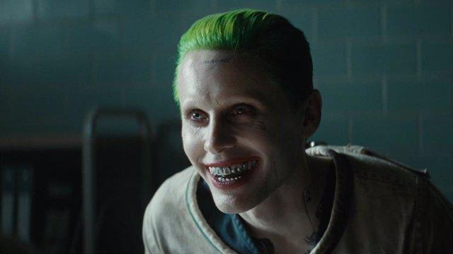 Jared Leto como Joker en Escuadrón Suicida