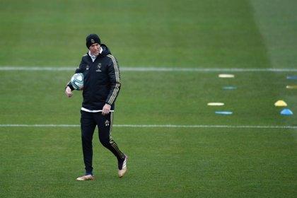 """Zidane: """"Estamos en un momento delicado, pero el Clásico nos da la oportunidad de cambiar las cosas"""""""