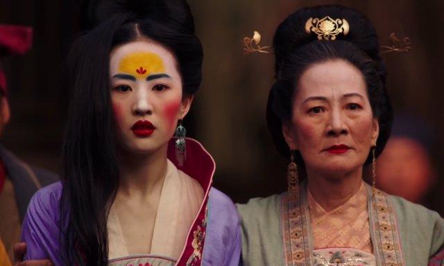 Imagen de Mulán (2020)