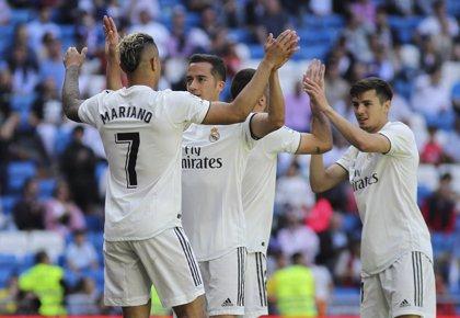 Mariano vuelve a una convocatoria para el Clásico sin Jovic, Nacho, James ni Brahim