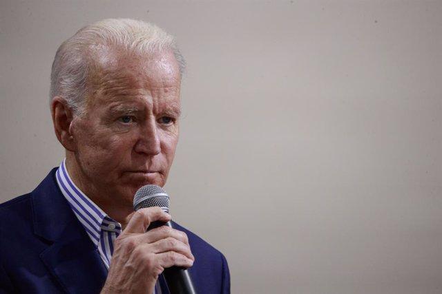 EEUU.- Biden encabeza las primarias demócratas en Carolina del Sur, según los pr