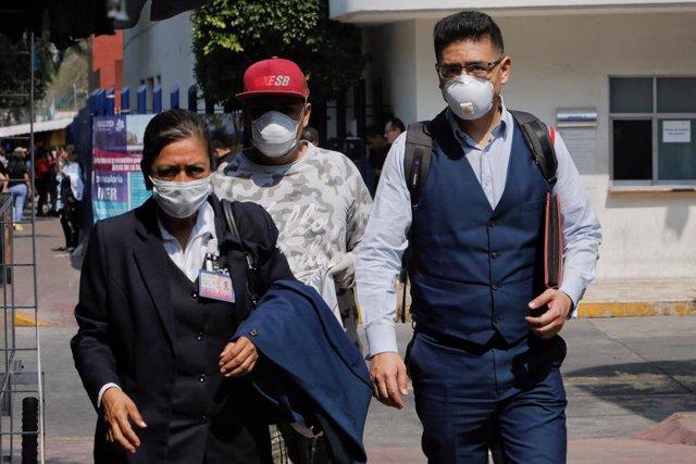 Coronavirus.- México asegura que cumple con las recomendaciones de la OMS sobre