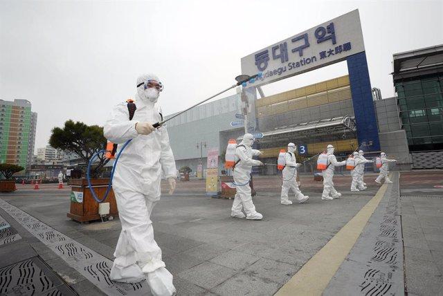 Coronavirus.- Australia y Tailandia registran las primeras muertes por coronavir