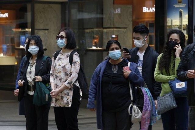 VÍDEO: Coronavirus.- China eleva a 2.870 las muertes por el coronavirus y a 79.8
