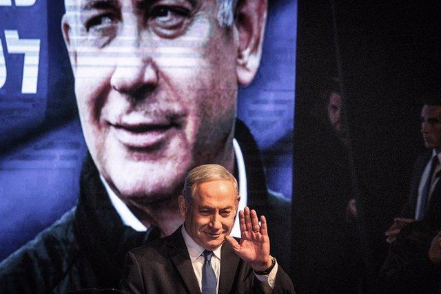 O.Próximo.- Netanyahu promete que Israel se anexionará en breve nuevas porciones