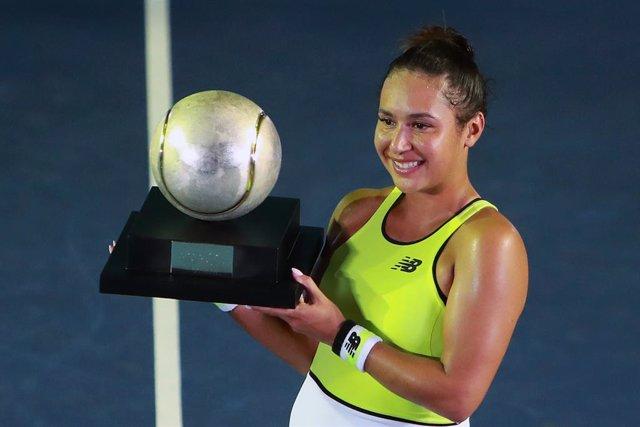 Tenis.- La británica Heather Watson se proclama campeona en Acapulco