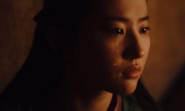 Imagen del remake de Mulán (2020)