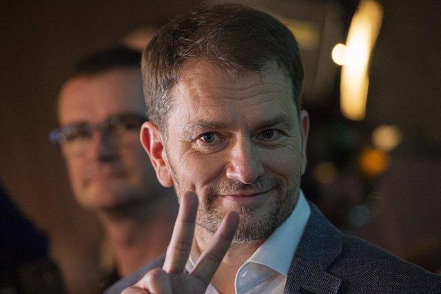 Eslovaquia.- La oposición conservadora logra una clara victoria en las eleccione