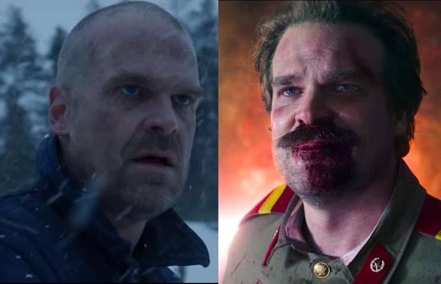 Hopper regresa en la 4ª temporada de Stranger Things