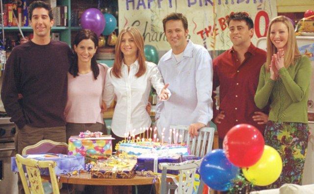 Los protagonistas de Friends se reunirán para un especial