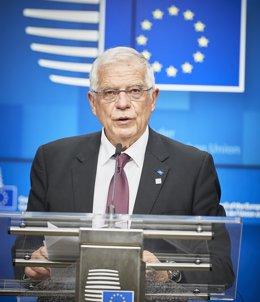 Siria.- Borrell anuncia una reunión extraordinaria de ministros de Exteriores de