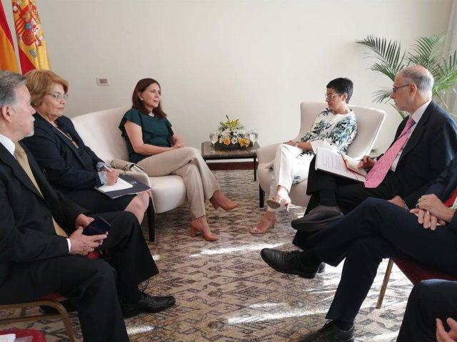 """Bolivia.- España y Bolivia acuerdan """"normalizar"""" relaciones tras el incidente de"""