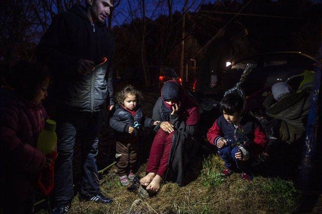 Europa.- Grecia suspende durante un mes la tramitación de peticiones de asilo co