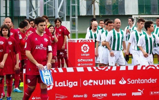 Fútbol.- LaLiga Genuine Santander cierra su segunda fase en la sede del Betis