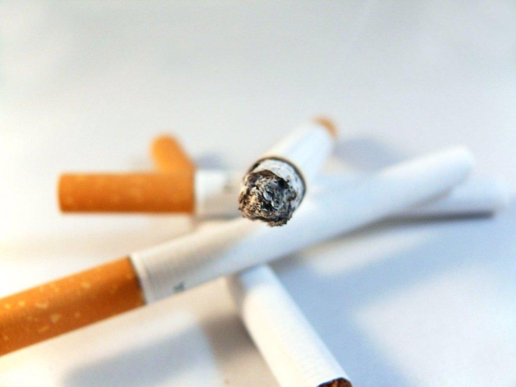 Los pacientes que dejan de fumar para una cirugía de..