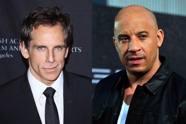 Ben Stiller podría aparecer en Fast & Furious