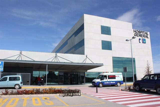 Hospital de Almansa.