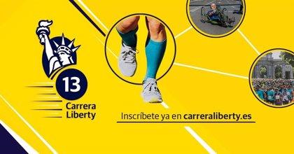 Liberty Seguros impulsa una nueva edición de su carrera solidaria en favor de la inclusión de personas con discapacidad